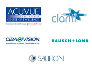 Contact Lense Brands